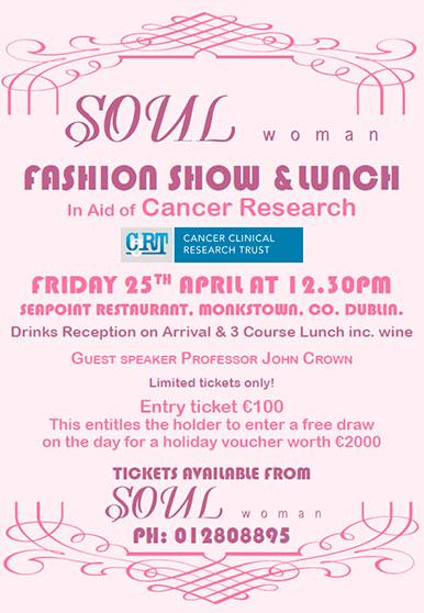 Soul Woman Fashion Show